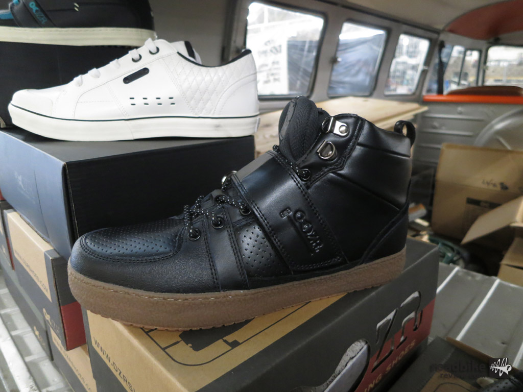 DZR shoes - Marco Black