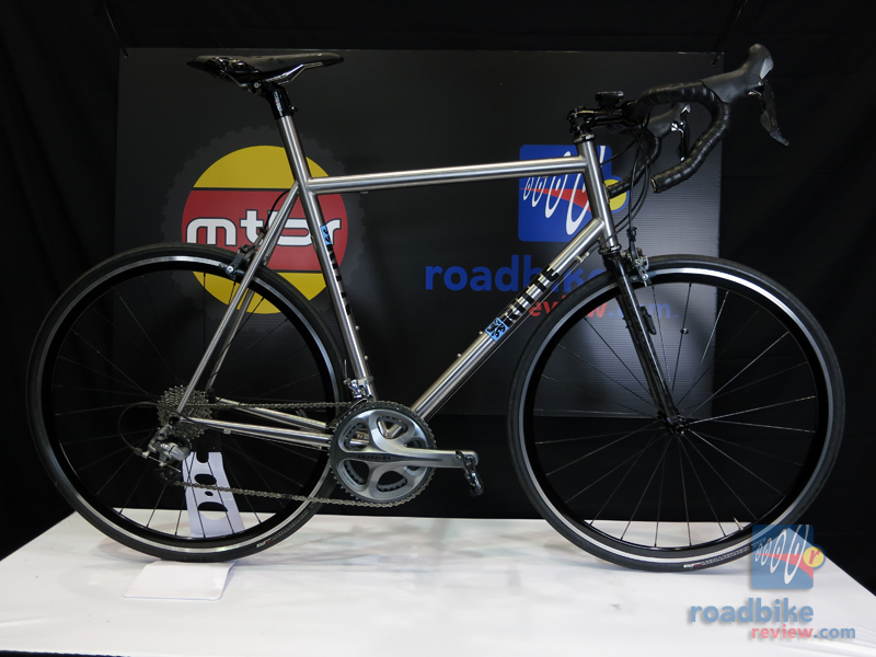 Ritte Stainless Steel Road Bike