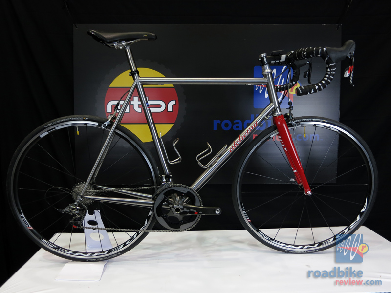 Alchemy KVA Steel Road Bike