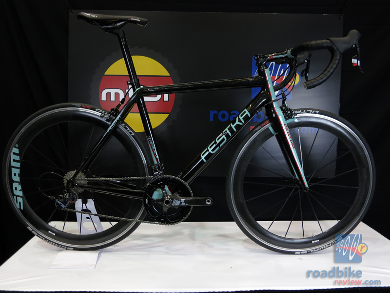 Festka Bicycles Racing Team Bike