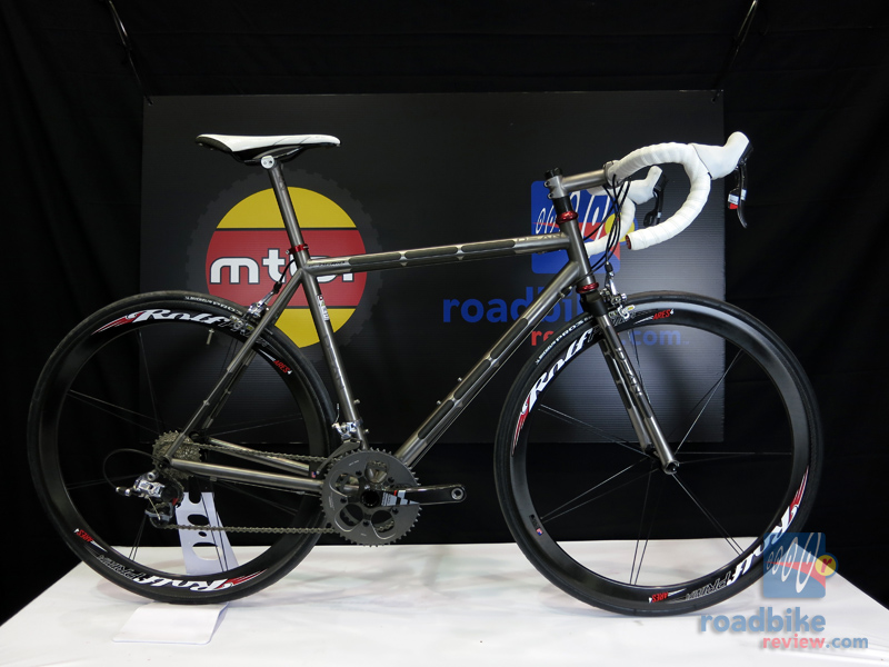 DEAN Ti ExoGrid Road Bike