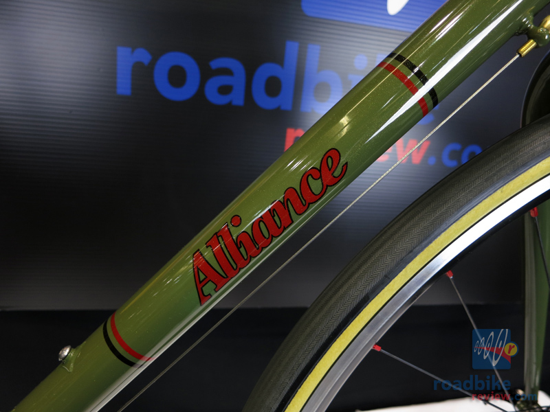 Alliance Bicycles Road Bike