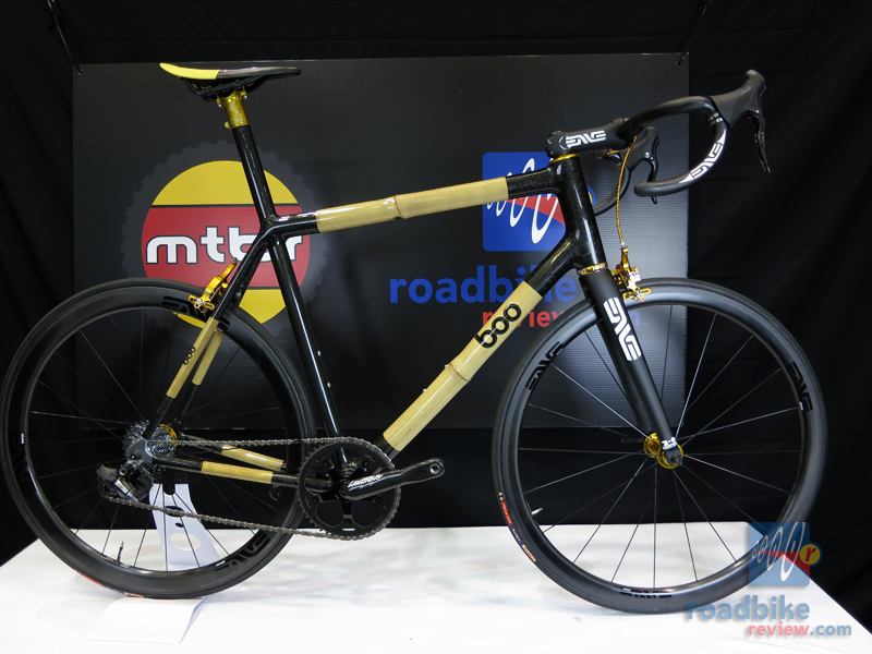 Boo Di2 Bamboo Road Bike