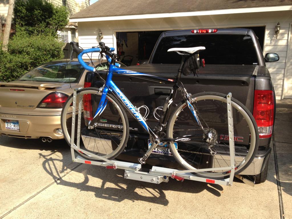 1up Usa Bike Rack With Road