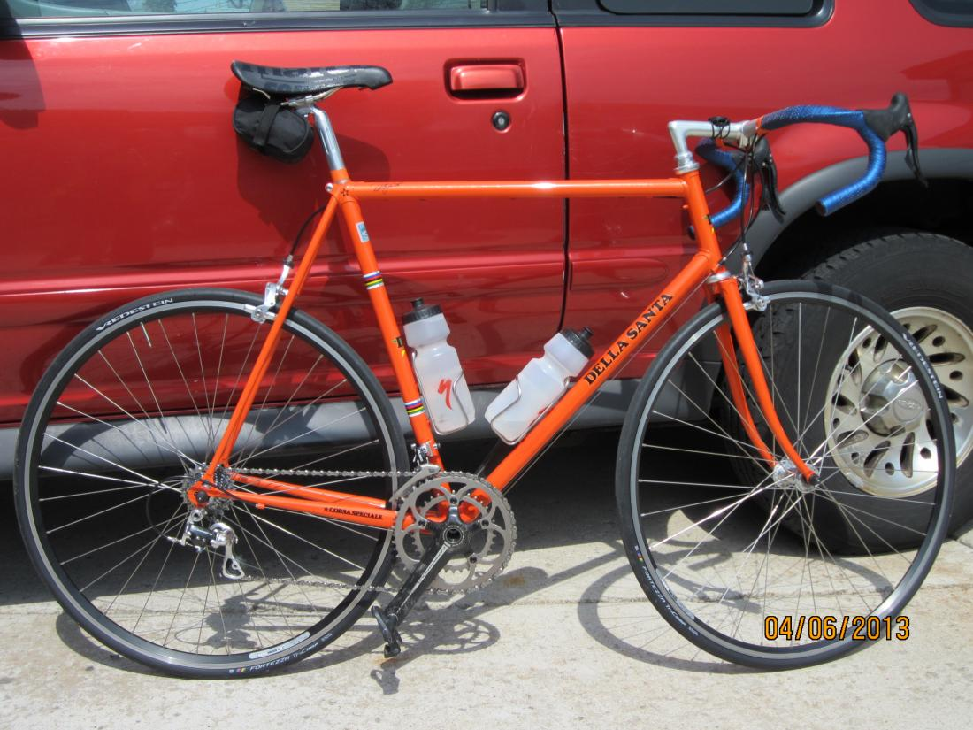Performance Steel Road Bikes