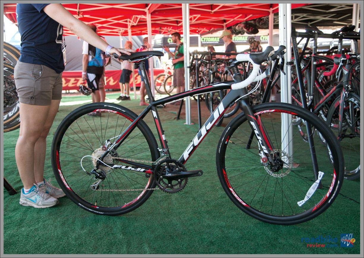 Fuji Sportif 1 1 Endurance Series Roadbike | Road Bike News
