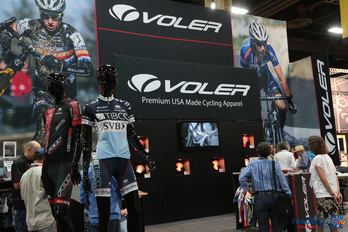 Voler Interbike Booth