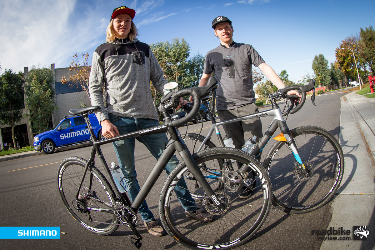 Cody Kelley and Kyle Warner