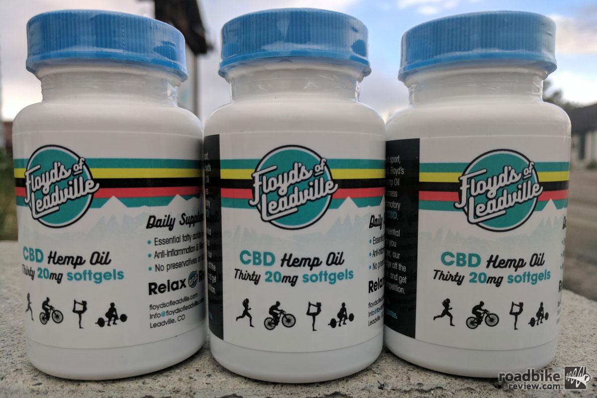 Floyd's of Leadville CBD Hemp Oil
