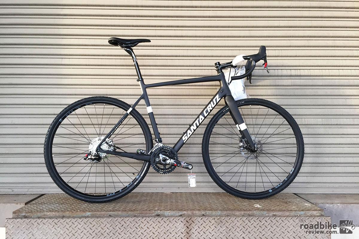 Santa Cruz Launches New Stigmata Carbon Cyclocross Bike