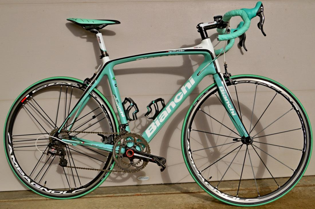 Let S See Your Bianchi