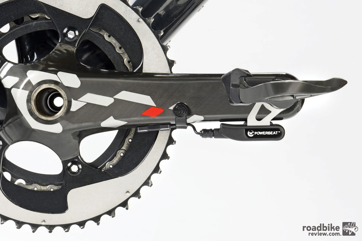 The new PowerBeat works on hollow aluminum cranks of any year or make and will start shipping at the end of 2015.