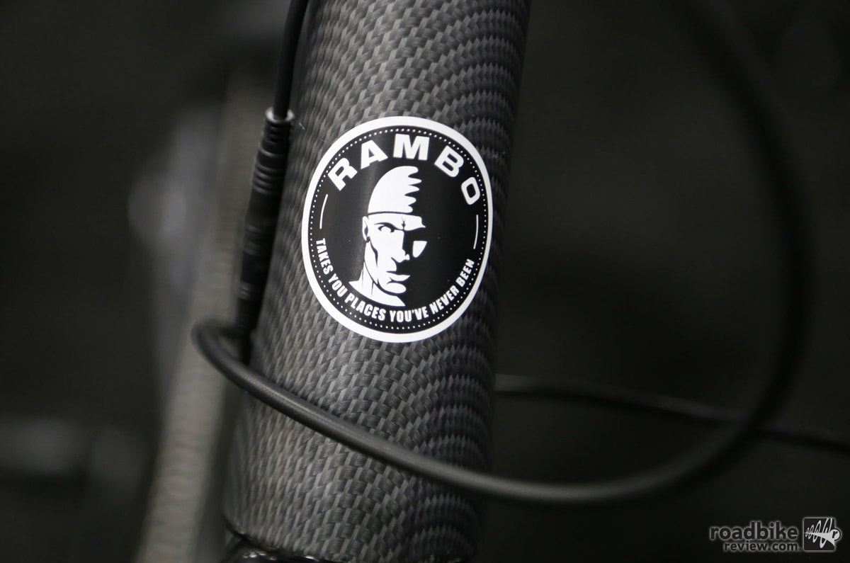 Rambo Bikes: Takes you places you've never been.