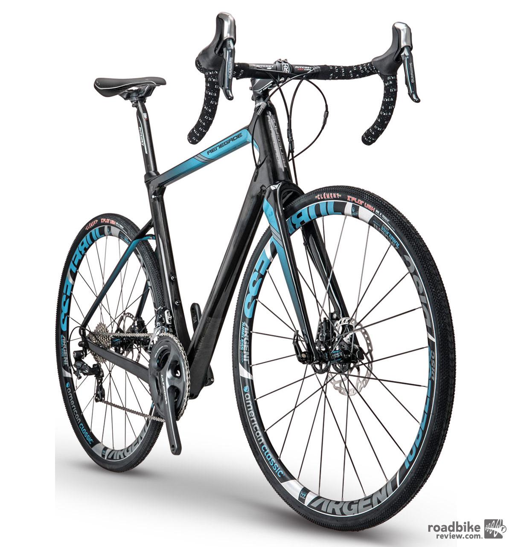 Jamis Renegade disc-equipped adventure road bike