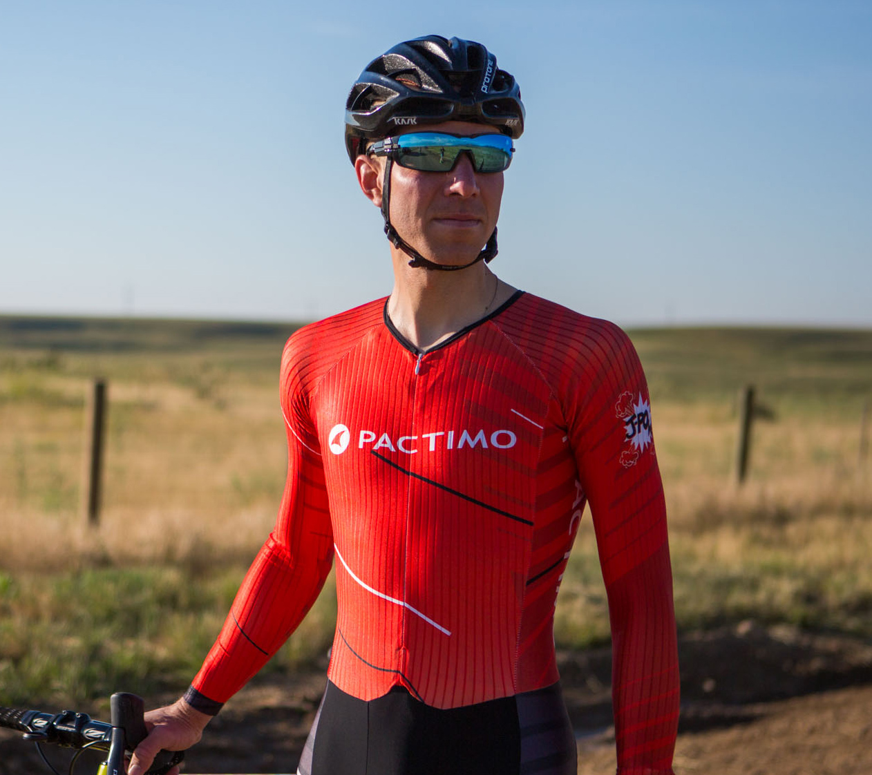 Pactimo to sponsor Jeremy Powers