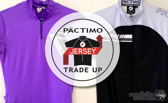 Jersey Trade Up