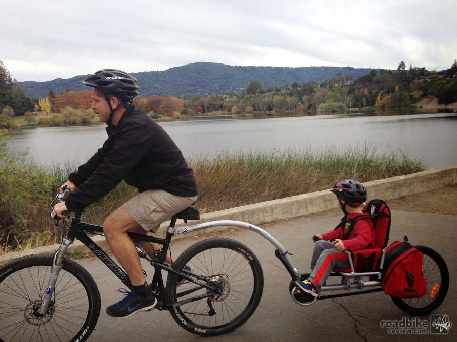 iGo Pro Bicycle Trailer