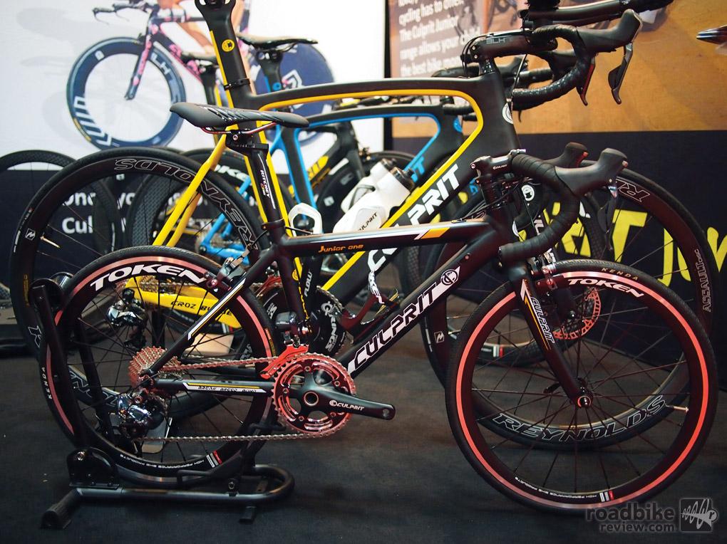 First Look Culprit Bicycles Junior One Kid S Di2 Road Bike Road