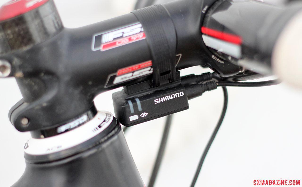 Shimano Ultegra 6770 Di2 Electronic Shifting