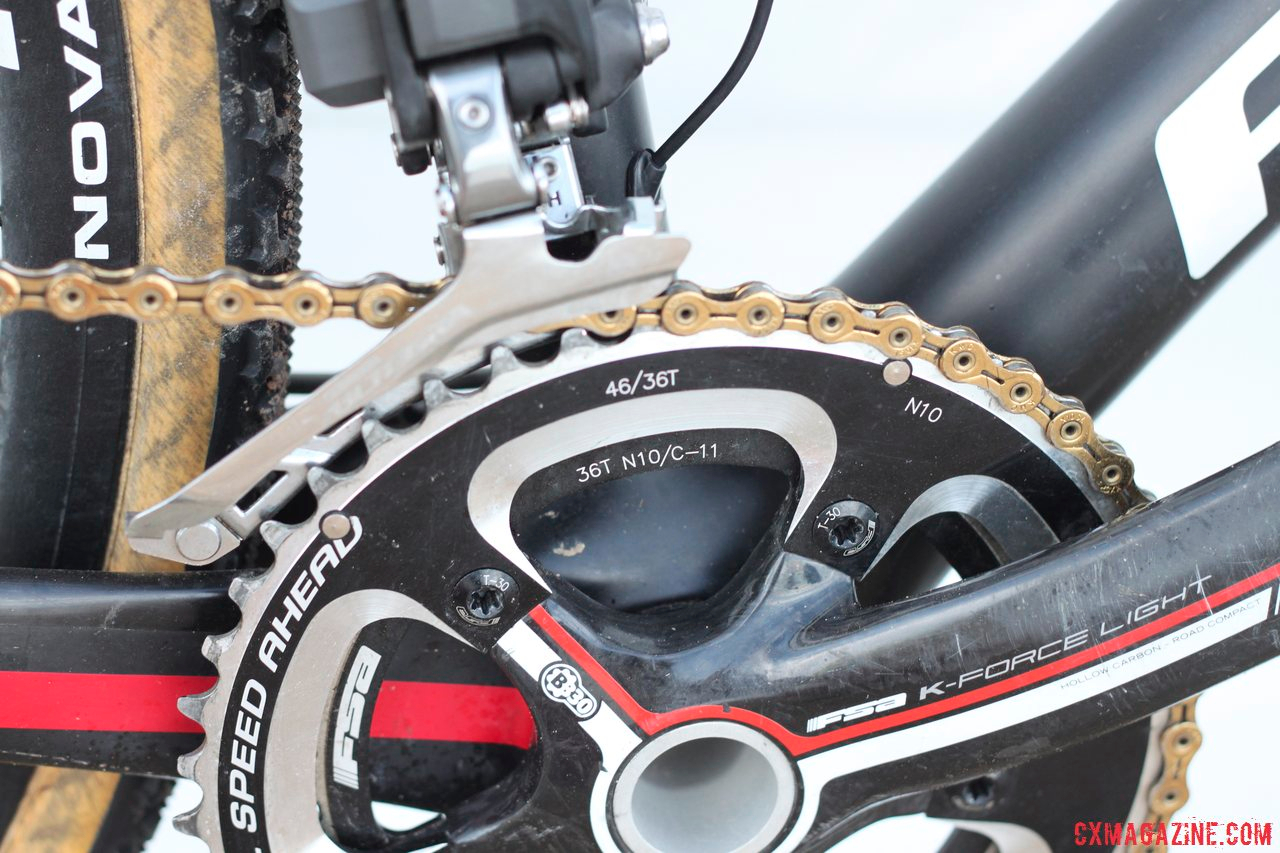 FSA K-Force Light Crankset