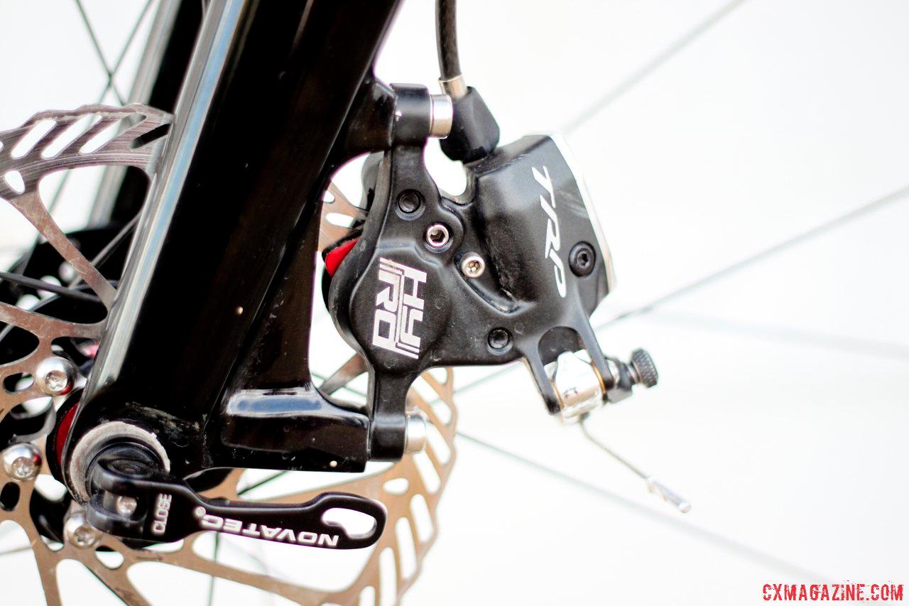 TRP HyRd Hydraulic Brakes