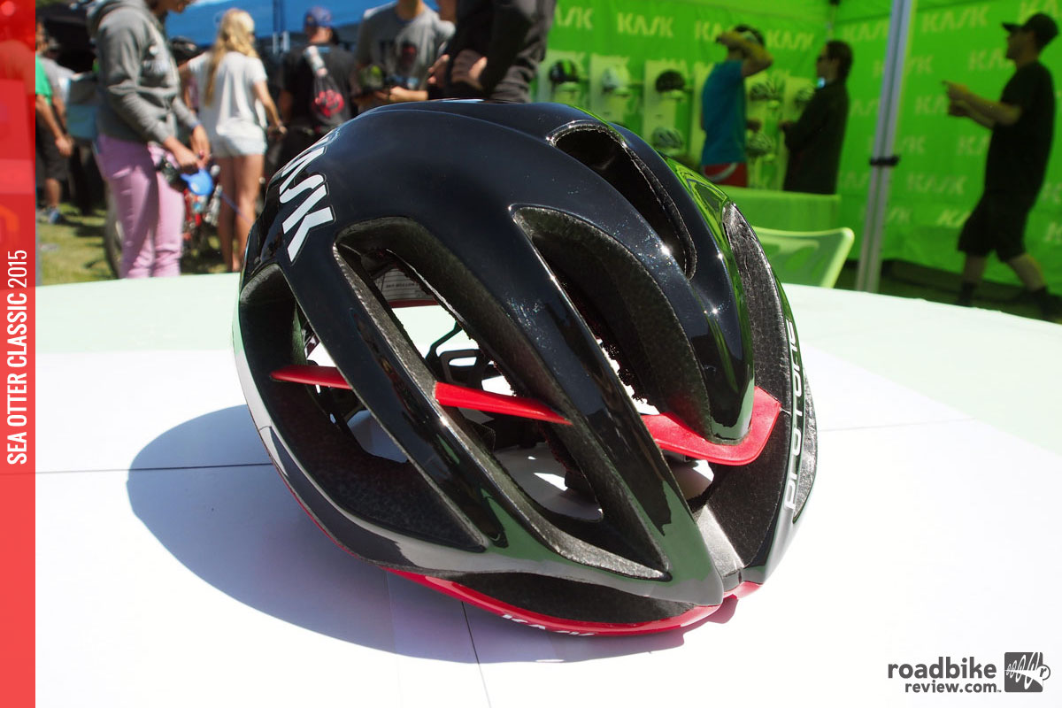 The new flagship helmet from Kask combines aero efficiency with max cooling.