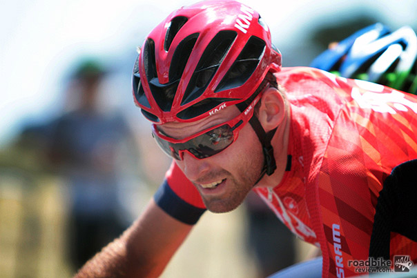Look for this new eyewear on the faces of Drapac Pro Cycling riders at the Tour Down Under.