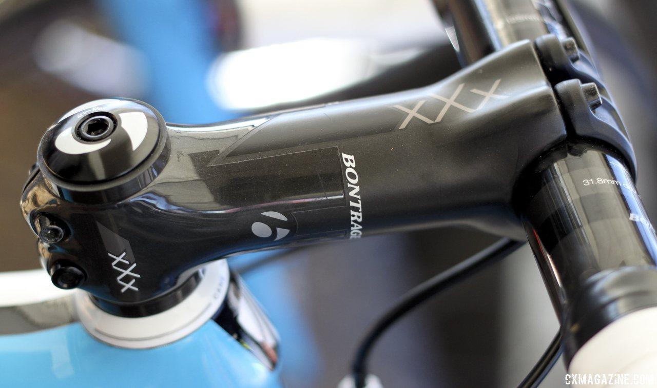 Bontrager 120mm XXX Carbon Stem
