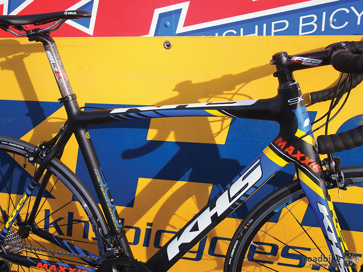 First Look: KHS Flite 900 and Flite 747   Road Bike News, Reviews ...