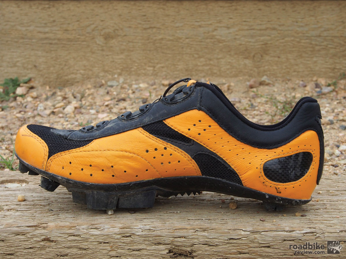 The kangaroo leather upper is soft, breathable, and thus far very durable.
