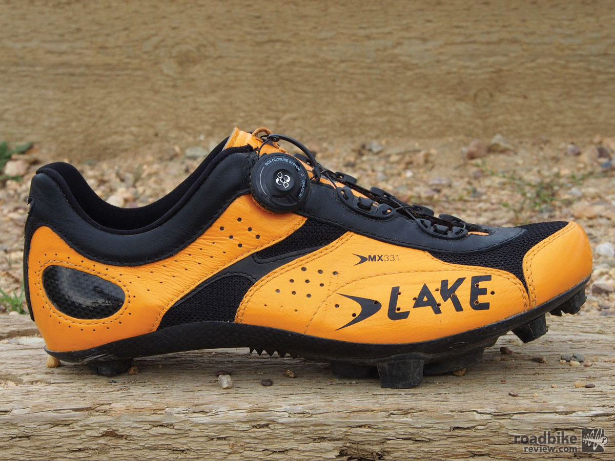 95a1a85f961fa8 Review: Lake MX 331 Cross cyclocross shoe | Road Bike News, Reviews ...