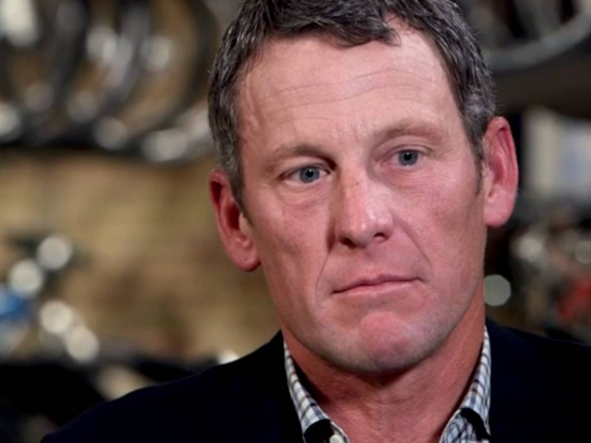 Lance Armstrong: Looking to the future