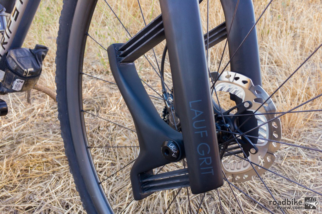 Lauf Grit Suspension Fork
