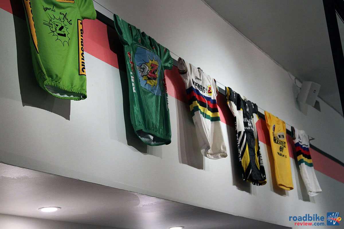 LeMond Rapha Exhibit