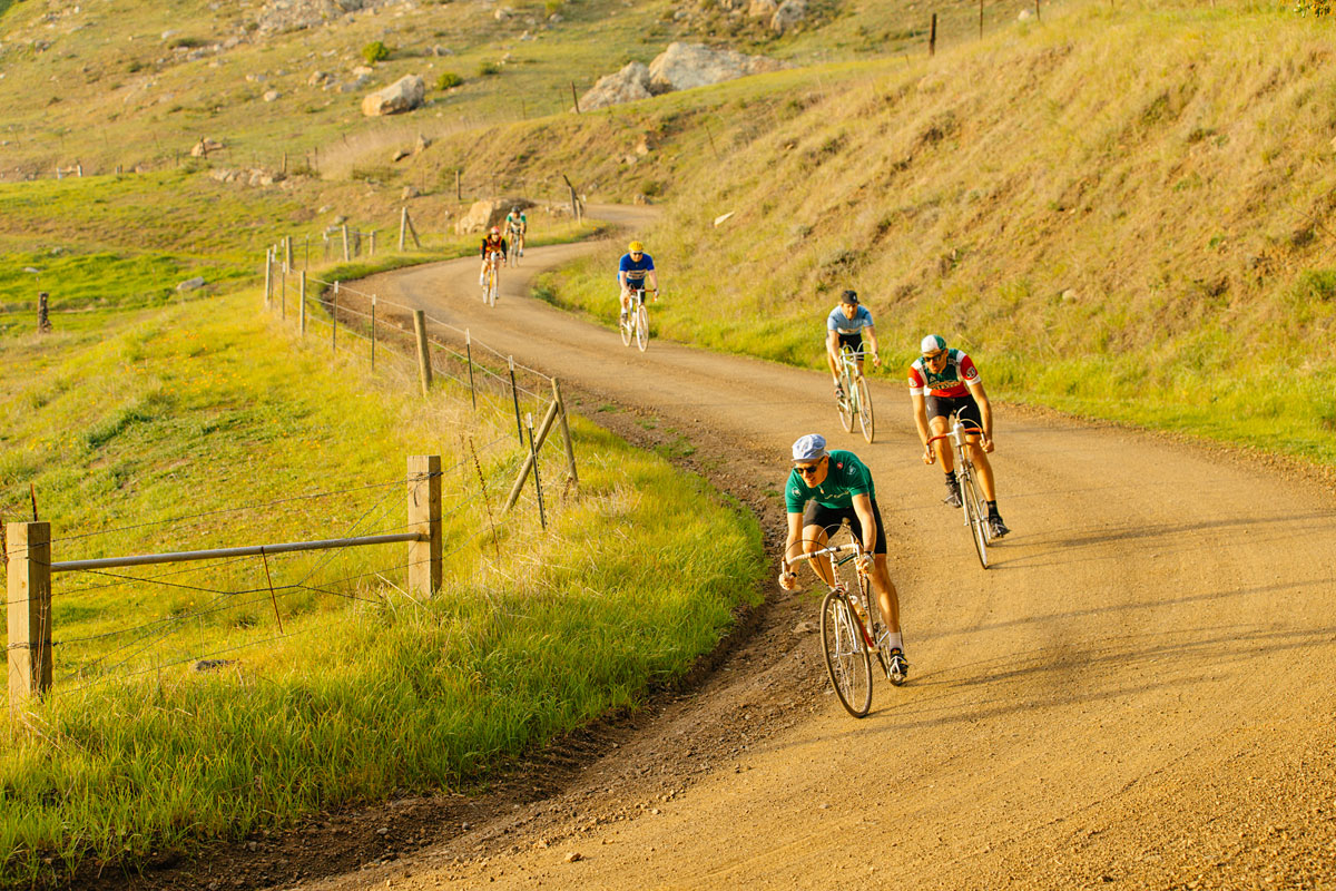 L'Eroica vintage cycling event coming to California