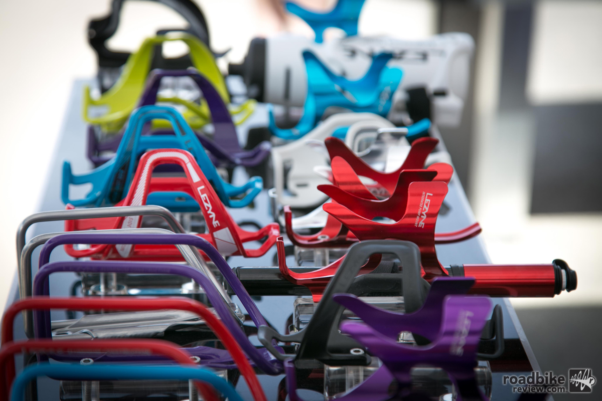 Lezyne Bottle Cages