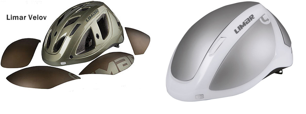 Four removable vents allow you to tailor look and function of this new commuter-oriented helmet.