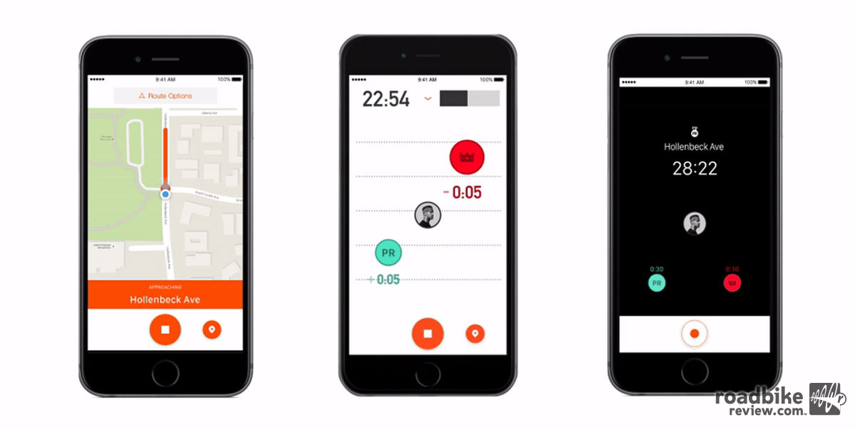 See how you stack up in real time on your iPhone.