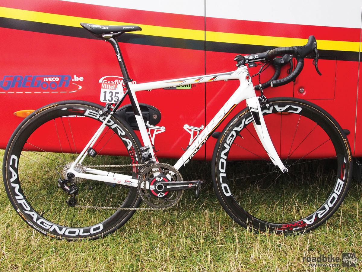 Mega Tech Gallery Race Bikes For All 22 Tour De France