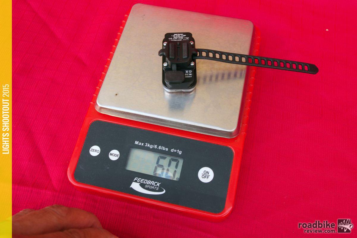 Lupine Rotlicht Weight