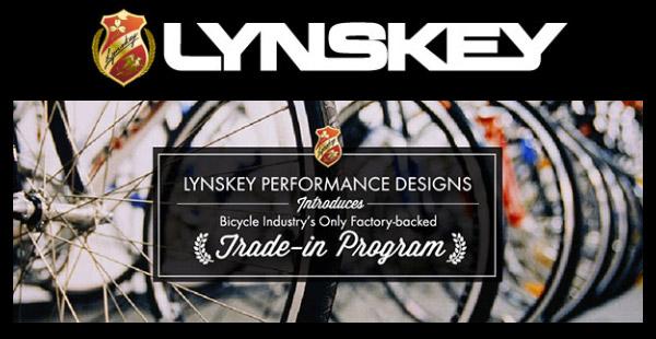 Lynksey Trade-in Program