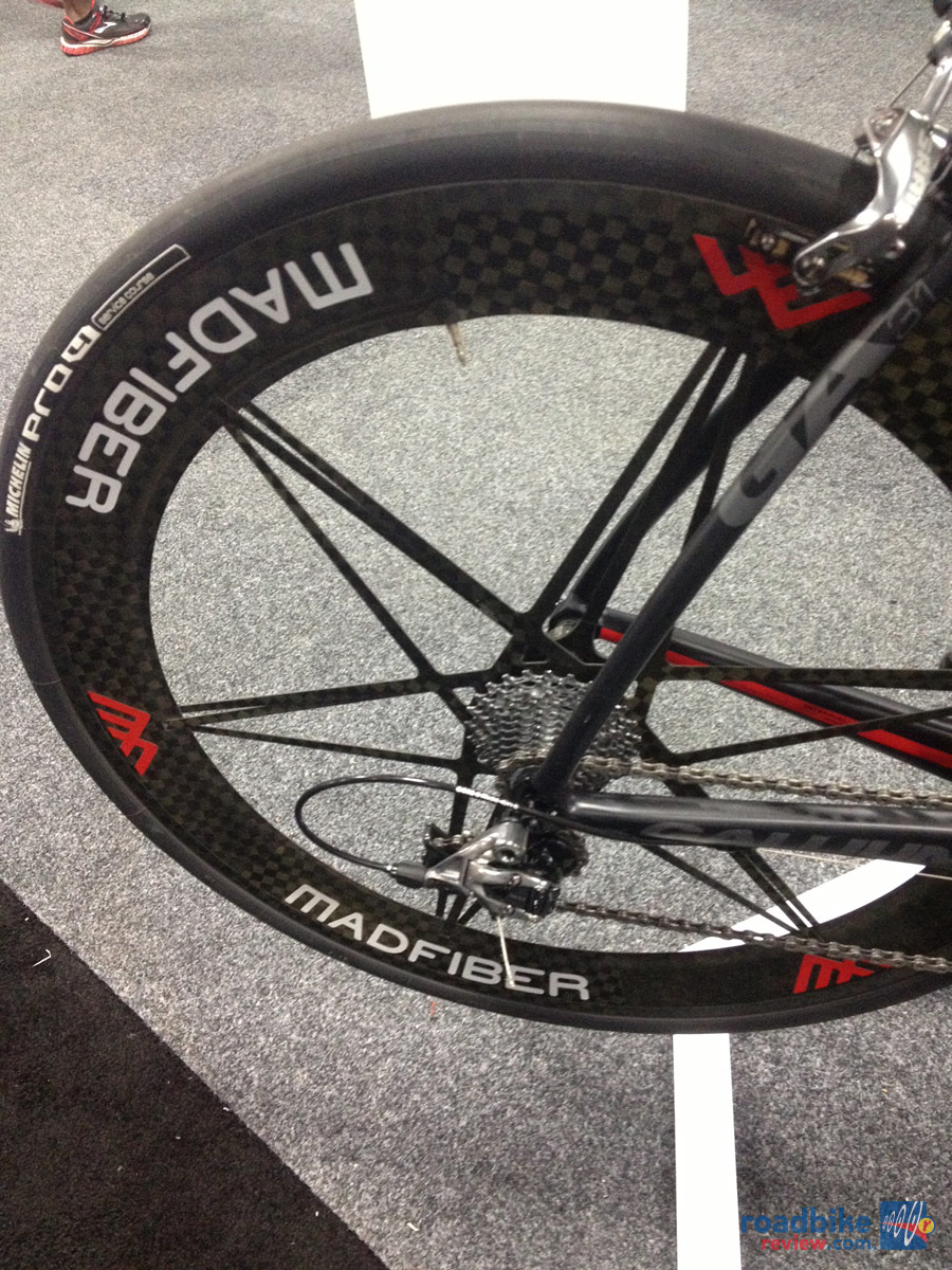 Madfiber Wheel