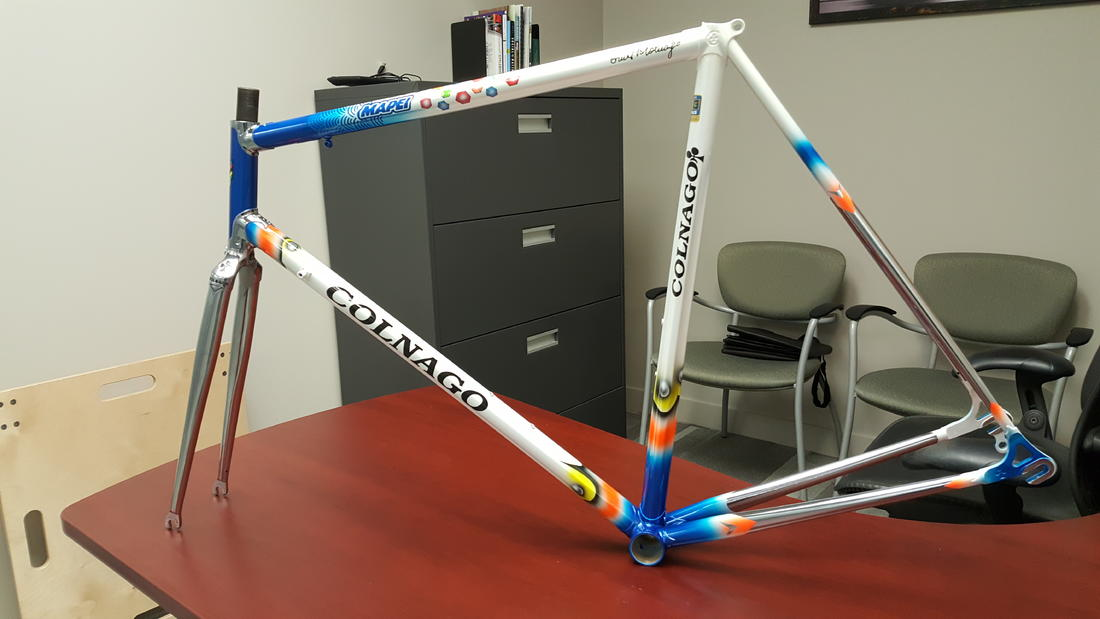 Please help identify this Colnago steel Mapei frame-mapei-colnago.jpg