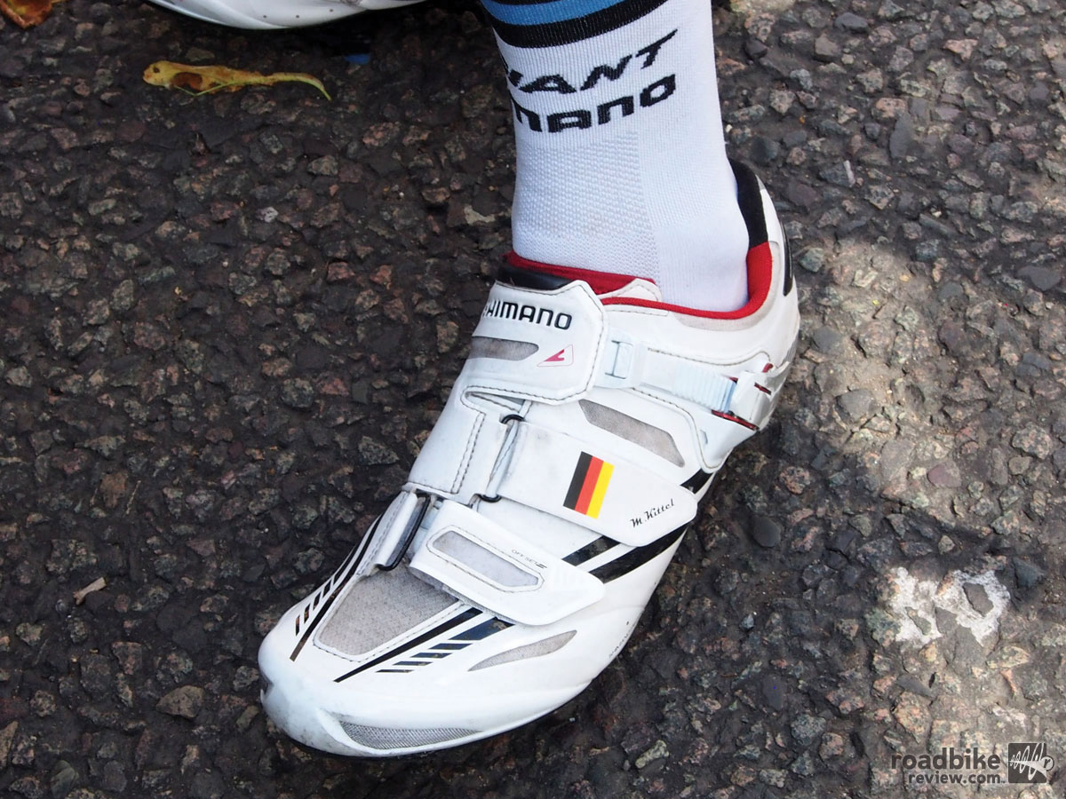 Marcel Kittel Shoes
