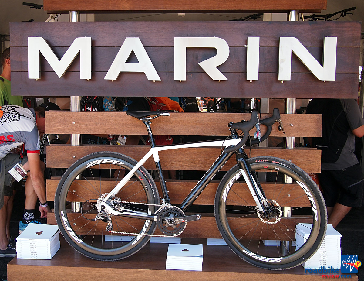 Marin Bikes - Outdoor Demo at Interbike