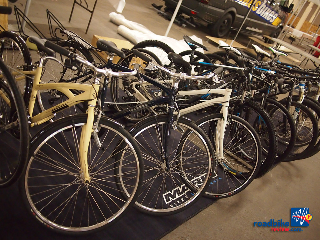Marin commuter/urban bikes