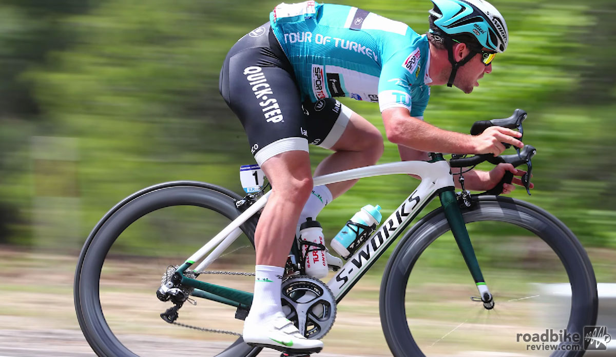 Mark Cavendish will be a favorite in all of the flat stages.