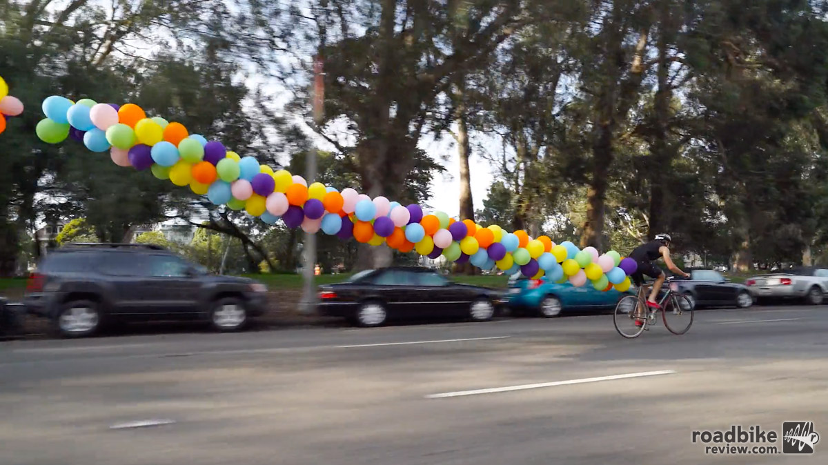 Is anyone else jealous of this gigantic balloon tail?