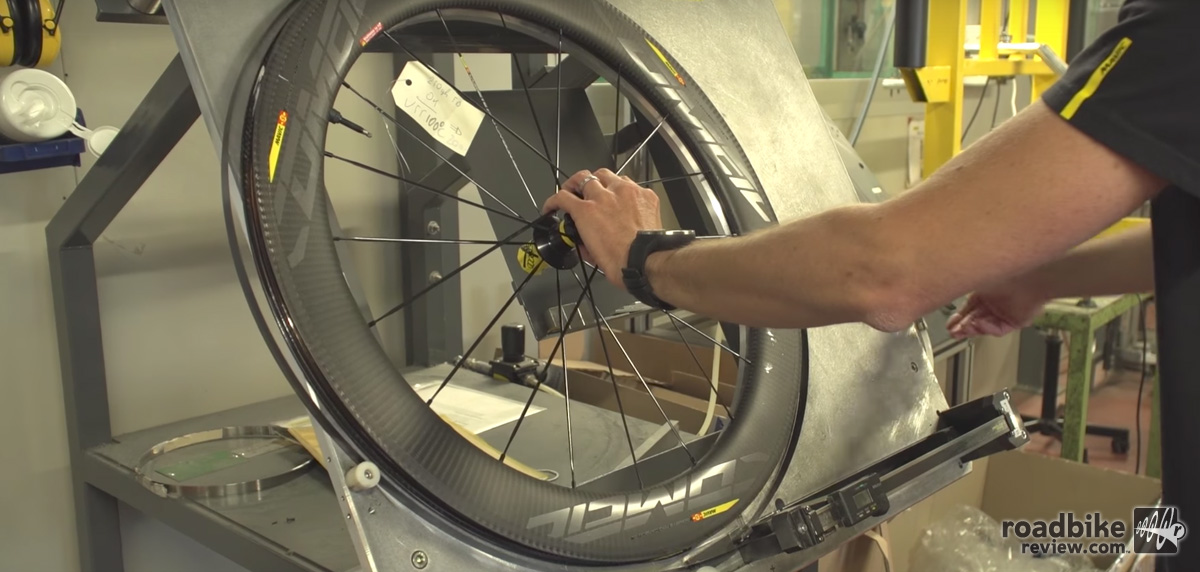 Mavic UST Wheels and Tires