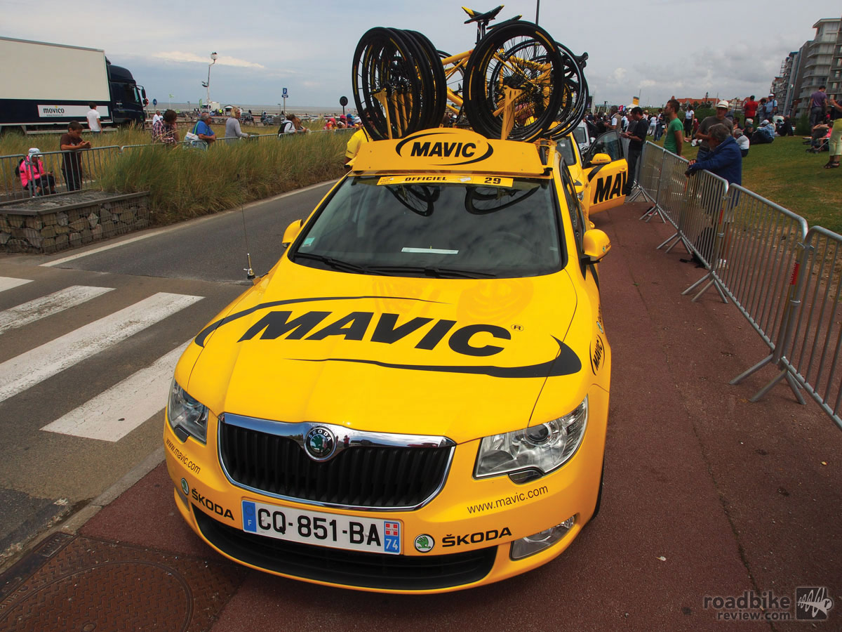 Mavic has provided neutral support for athletes and teams around the world since inventing this concept in 1973.